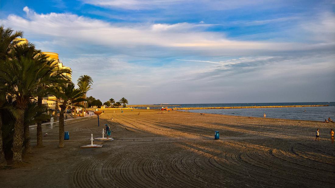 Costa Blanca in Santa Pola